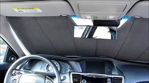 CoverCraft UVS100 Sunshade Review - YouTube Weathertech Windshield Sun Shade Youtube Amazoncom Truck 295 X 64 Large Pout Spring Shade Cheap Auto Find Tfy Universal Car Side Window Protects Your Universal Fit Car Side Window Sun Shades Protect Oxgord Sunshade Foldable Visor For Static Cling Sunshades 17 X15 Block Uv Protector Cover Blinds Shades Retractable Introtech Ultimate Reflector Custom Fit Car Cover Sunshade Sun Umbrella By Mauto 276 X 512 Happy