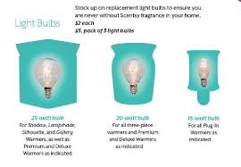 light bulb warmer scentsy light bulb size scentsy bulb guide