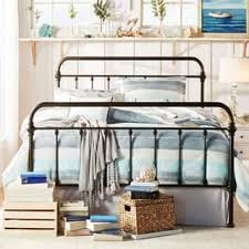 Queen Size Metal Beds For Less