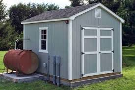6x8 Wooden Storage Shed by Your Storage Shed Payment Options Rent To Own Option