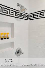 like this shower wall inset for shoo looks like it uses a