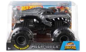 Mega Wrex | Monster Trucks Wiki | FANDOM Powered By Wikia