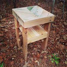 patio furniture end tables outdoorlivingdecor