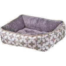 trustypup dreamluxe dog bed medium 25 x 21 tan walmart com