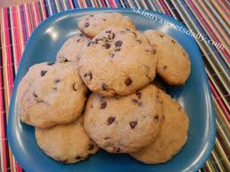 Bisquick Pumpkin Bread Easy by Easy Bisquick Chocolate Chip Cookies U2013 Skinny Sweets Daily