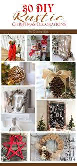Amazing Rustic Christmas Decorating Ideas Designs And Colors Modern Fresh On Architecture