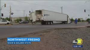 Back Of Semi-truck Sheared Off By Train In Northwest Fresno | Abc30.com Back Of Semitruck Sheared Off By Train In Northwest Fresno Abc30com Victim Vs Garbage Truck Crash Was New Father Friend And 1 Killed Vehicle Near Desoto Il Train Wreck Injures Brston Man News Somerset Carrying Gop Lawmakers To Policy Retreat Hits Garbage Truck Caught On Cam Vs Hits Dump Stow Fox8com No Injuries South Hayward Free Apg None Injured Accident Local Newsbuginfo Cause Semi Stevens Point Still Under Crush Compilation Most Spectacular