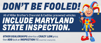 Miller Brothers Chevrolet In Ellicott City | Baltimore, MD ...