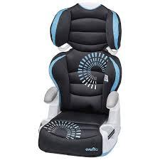 siège d appoint big kid d evenflo bleu noir gris sièges