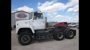 1975 Ford 9000 Conventional Day Cab - YouTube Approx 1980 Ford 9000 Diesel Truck Ford L9000 Dump Truck Youtube For Sale Single Axle Picker 1978 Ta Grain 1986 Semi Tractor Cl9000 1971 Dump Truck Item L4755 Sold May 12 Constr Ltl Real Trucks Pinterest Trucks And Hoods Lnt Louisville A L Flickr Tandem Axle The Dalles Or