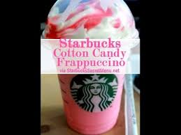 DIY Cotton Candy Starbucks Vl0g