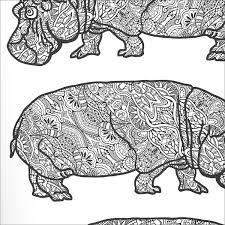Zen Coloring Animals Medium Softcover Size 96 Pages Vendor Taunton Press