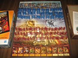 Stratego Fire And Ice Variant