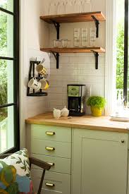 Dated Kitchen Goes Mod Farmhouse