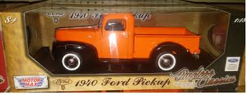 100 1940 Trucks World Famous Classic Toys Diecast Ford Pickup F150 Ford F