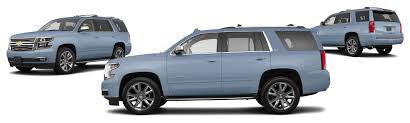 2016 Chevrolet Tahoe 4x4 LTZ 4dr SUV Research GrooveCar