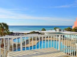 ONLY 4 Bed Bath Beachfront Condo For Rent