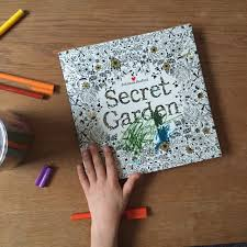 Secret Garden An Intricate Colouring Book