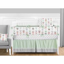 sweet jojo designs mod arrow 9 piece crib bedding set reviews