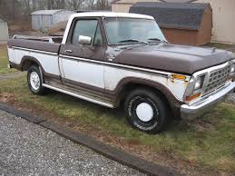 1978 Ford Xlt Short Bed F100 Ford Truck 302 V-8 Automatic - Used ...