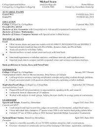 Third Year Student Summer 2019 Internship Resume : Actuary Computer Science And Economics Student Resume For Internship Format Secondary Teacher Samples For Freshers It Intern Velvet Jobs How To Land A Freshman Year Cs Julianna Good Computer Science Resume Examples Tosyamagdalene Example Guide Template Rumes Sales Position Representative Skills Computernce Cv Word Latex Applying Beautiful Cover Letter Best Over Summer Mba Mechanical Eeering
