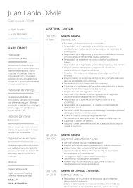 Gerente General - Resume Samples And Templates | VisualCV Skills Used For Resume Five Unbelievable Facts About Grad Incredible General Cover Letter Example Leading Hotel Manager Elegant 78 Beautiful Graphy 99 Key For A Best List Of Examples All Jobs Assistant Samples Velvet Sample Cstruction Laborer General Labor Resume Objective Objective Template Free Customer Gerente And Templates Visualcv Sample 30 Awesome Puter Division Student Affairs Hairstyles Restaurant 77