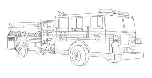Medquit » Coloring Pages Fire Truck Valid Free Fire Truck Coloring ...