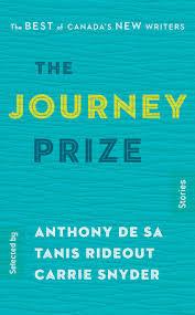 Penguin Random House Canada Desk Copies by The Journey Prize Stories 27 Penguin Random House Canada