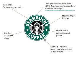 Design Elements Of The Starbucks Logo