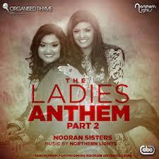 Nooran Sisters Northern Lights The La s Anthem Part 2 Mp3