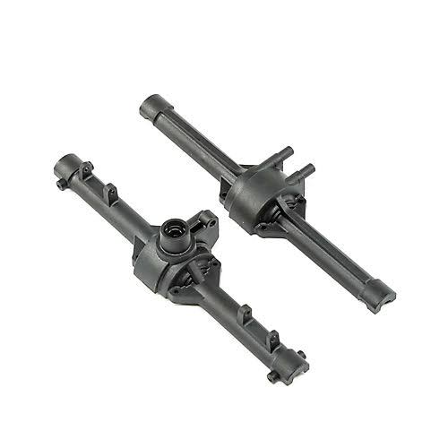 Ecx Ecx222000 Front/Rear Axle Housing V3 Kit - 132mm, Barrage Doomsday