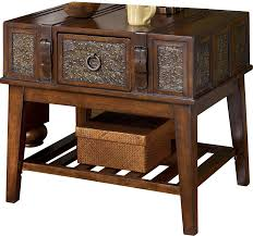 Traditional Dark Brown Norcastle Sofa Table by Occasional Tables Living Room Furniture Products