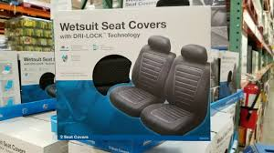Costco! Wetsuit Seat Covers - Type S - $25!!! - YouTube