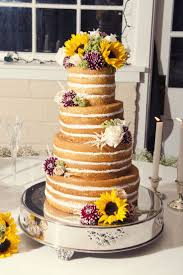 Brilliant Decoration Sunflower Wedding Cakes Lofty The 25 Best Ideas On Pinterest Country