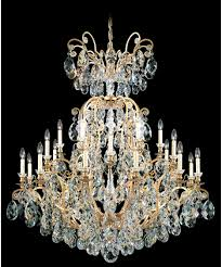 lighting schonbek lighting renaissance with 24 light chandelier