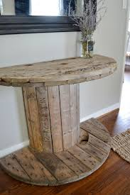 Roundup 10 Rustic DIY Furniture Projects