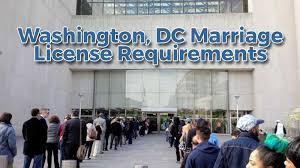 bureau de change washington dc washington dc marriage license requirements dc elopements
