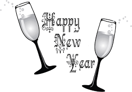 Top 20 Happy New Year 2018 Clipart