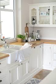 küche im modernen landhausstil wohnkonfetti