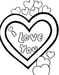 Love You Valentine Coloring Pages Pictures Of Lovebirds Bible Your Neighbor I Grandma Full Size