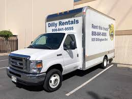 Moving Van Rental