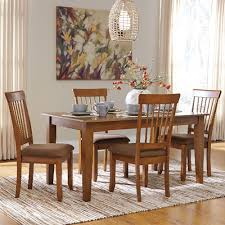Ashley Furniture Berringer 5 Piece 36x60 Table Chair Set