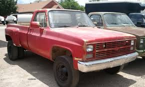 1984 Chevy Dually Truck For Sale, Government Trucks For Sale ...