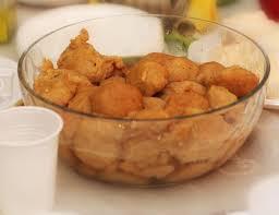 cuisine juive alg駻ienne sphériès gâteaux à la matsa les recettes de ma mère