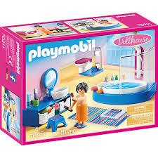 playmobil 70211 badezimmer playmobil dollhouse