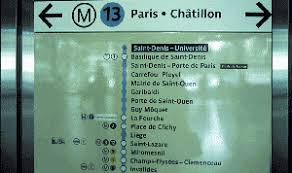 metro denis porte de accès
