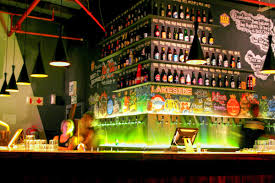 Marley Tiles Cape Town by Exploring The Cape Town Craft Beer Scene The Wandering Gourmand