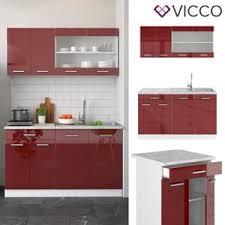küchenzeile rot günstig kaufen kaufland de