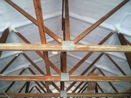 Insulating Cathedral Ceilings With Spray Foam by Spray Foam Insulation Contractor Nashville Tn Apex Building Company