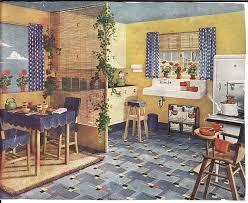 218 Best 1940s Kitchen Images On Pinterest